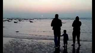 preview picture of video 'Bangladesh Sea Cox's Bazar (Inani Beach)'
