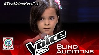 "The Voice Kids Philippines 2015 Blind Audition: ""Hesus"" by Mandy"