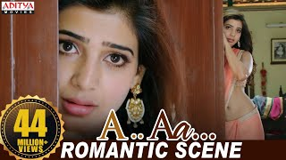 Nithiin Samantha Romantic Scene | Nithiin, Samantha | Trivikram - Download this Video in MP3, M4A, WEBM, MP4, 3GP