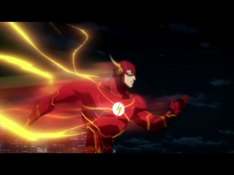 DCU: Justice League: The Flashpoint Paradox (2013) Official Trailer | 1080p 【HD】 The Flash