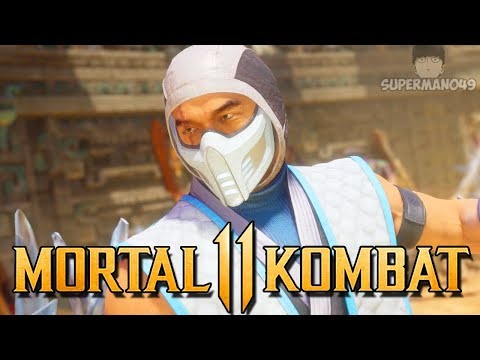 """The WORST Sub-Zero In The World - Mortal Kombat 11: """"Sub-Zero"""" Gameplay"""