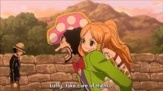 One Piece movie Z Luffy Conqueror's Haki 1080p eng sub