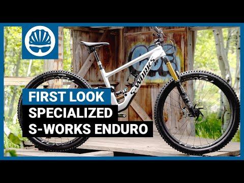 2020 Specialized Enduro   A Mini DH Bike At a Big Price