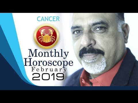 Monthly Horoscope Cancer 2019 Star Monthly Predictions February