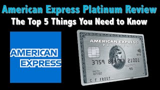 American Express Platinum Card Review (2020): Is it Worth the $550 Annual Fee?