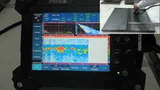 Συσκευή Ελέγχου με υπερήχους SyncScan 2 32128 PR PAUT με Crawler PES 02