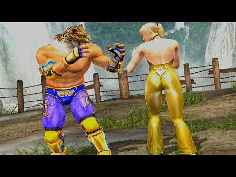 Tekken 5 - King - смотреть онлайн на Hah Life