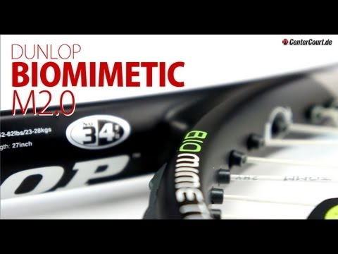 Dunlop Biomimetic M 2.0 Tennisracket