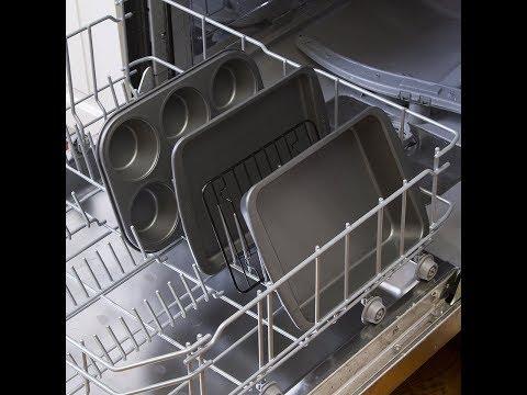 Review:  Ecolution Bakeins 4-Piece Toaster Oven Bakeware Set – PFOA, BPA,