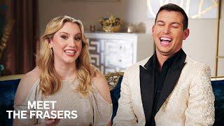 Meet Hilarious Siblings Maria & Matt Fraser | Meet The Frasers | E!