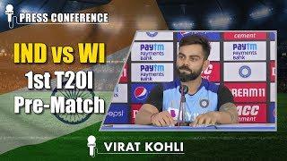 Rankings are irrelevant ahead of WT20 - Virat Kohli