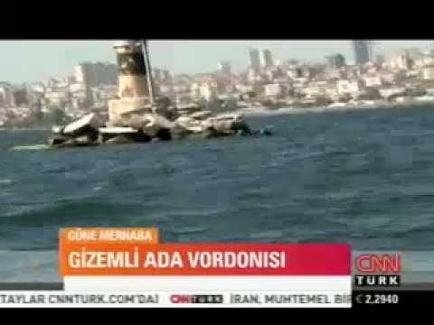 İSTANBUL'UN GİZEMLİ KAYIP ADASI VORDONISI