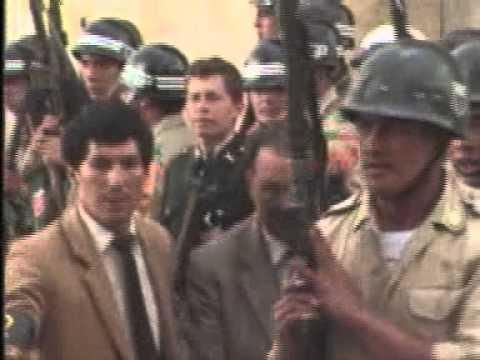 Fragmentos Palacio de Justicia 6 y 7 de noviembre 1985
