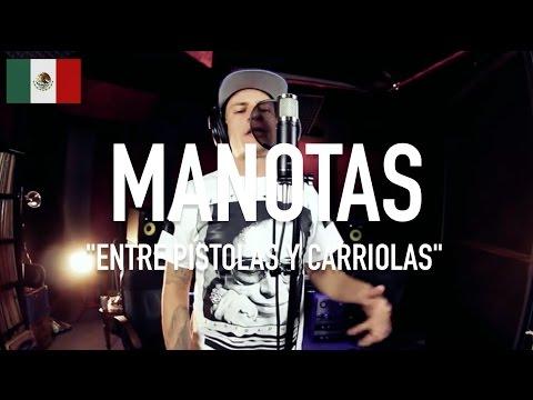 Manotas ( AKA Dirty Hands ) - Entre Pistolas Y Carriolas [ TCE Mic Check ]