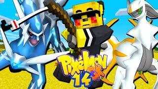 PESCA MIRACOLOSA PIENA DI LEGGENDARI! - Minecraft ITA - Pixelmon GX #14 W/Tearless E TheMark