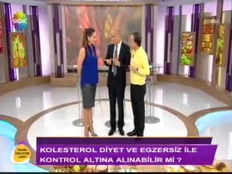 Kolesterol - Hayata Dokunmak Lazım - Show Tv
