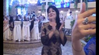 Azerbaycan toyu (Qazax Kemerli) Xari bul-bul Baxcasaray Rufet Aysen 1