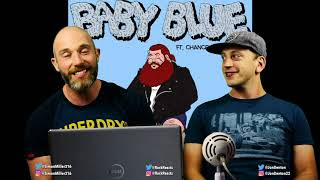 Action Bronson feat. Chance The Rapper - Baby Blue METALHEAD REACTION TO HIP HOP!!