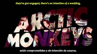 Arctic Monkeys - Bigger boys and stolen sweethearts (inglés y español)