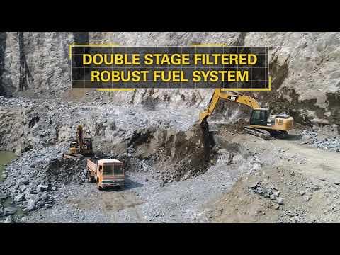 cat-323d3-excavator-fuel-system