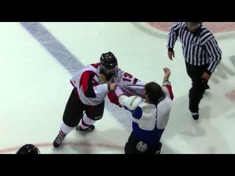 David Godbout vs Adam Leblanc-Bourque