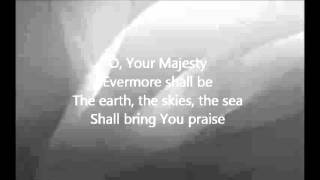 Chris Tomlin - God Almighty with Lyrics