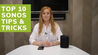 Top 10 Sonos Tips & Tricks