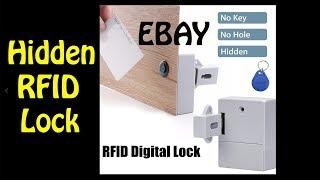 Ebay Hidden RFID Lock DIY MOUNT