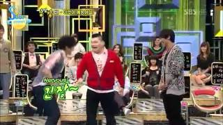 Bi Rain's Adorable Laugh