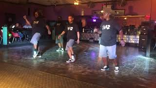 The Great Escape Line Dance Performed By  Men Of JesMove2