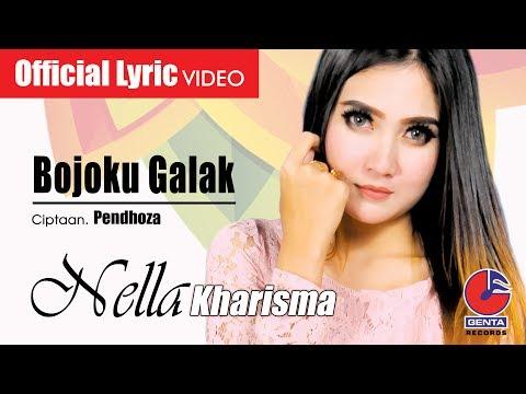Bojoku Galak Nella Kharisma Om Malika Official Lyric Video