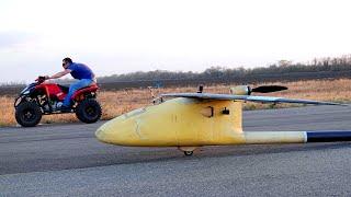 Sie haben einer Drohne das Fliegen beigebracht - aber wie viel isst sie mindestens ???