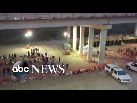 More than 13,000 unaccompanied minors in US custody as migrant crossings surge