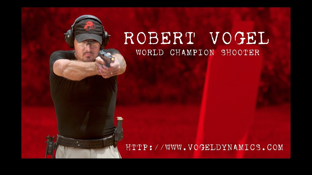 World Class Pistol Skills with world champion Robert Vogel