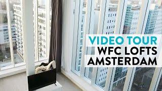 Amsterdam Loft Apartments - Video Tour WFC Lofts