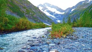 River Sleep Sounds White Noise   Nature Audio for Sleeping, Relaxing, Stress Relief   Alaska Stream