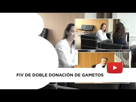 FIV de doble donación de gametos