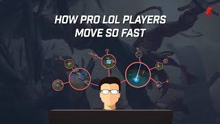 How pro LoL players move so fast: the science behind gut reactions in gaming