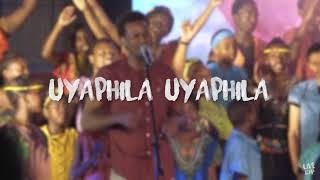 Come Holy Spirit (Uthando) Lyric Video - LIVE at LIV