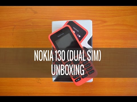 Video over Nokia 130
