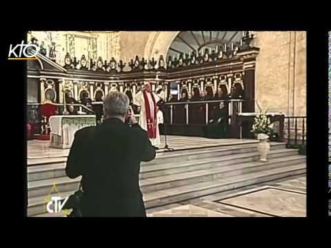 Vêpres avec  le Pape François et les religieux cubains