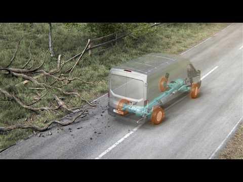 Ford Transit Kombi Фургон класса M - рекламное видео 1