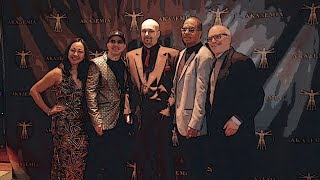 Video Guitarist Nico in Los Angeles at the Akademia gala event 2018