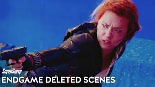 Avengers: Endgame Deleted Scenes Explained   SuperSuper