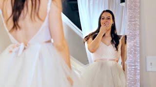 SHOPPING FOR MY WEDDING DRESS