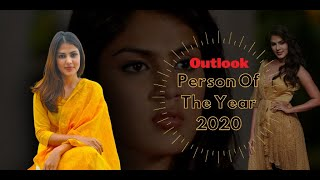Person Of The Year 2020: Rhea Chakraborty