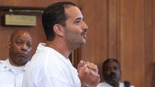 Convicted serial rapist sentenced
