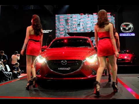Launching-Mazda2-Thailand-International-Motor-Expo-2015