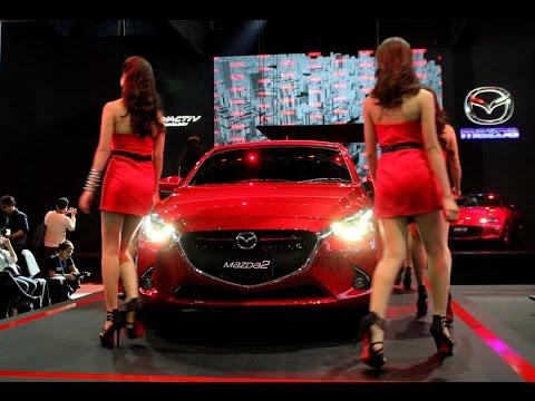 Launching Mazda2 - Thailand International Motor Expo 2015