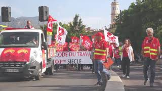 Manifestation du 19 octobre